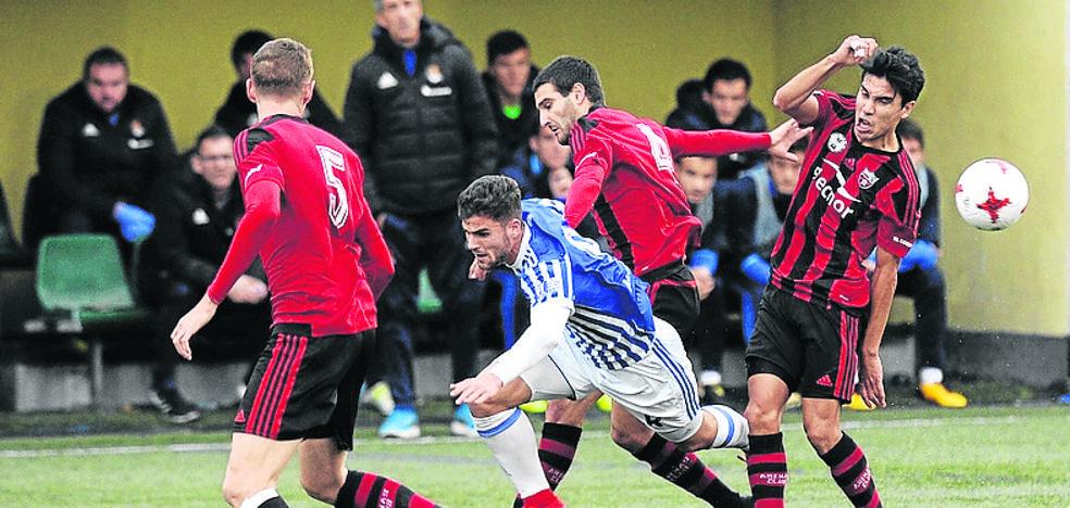 El Arenas se conjura para sumar tres ante el Real Unión
