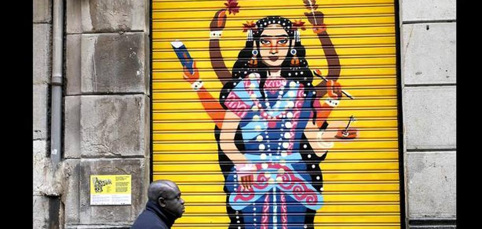 El arte urbano se fija en las mujeres