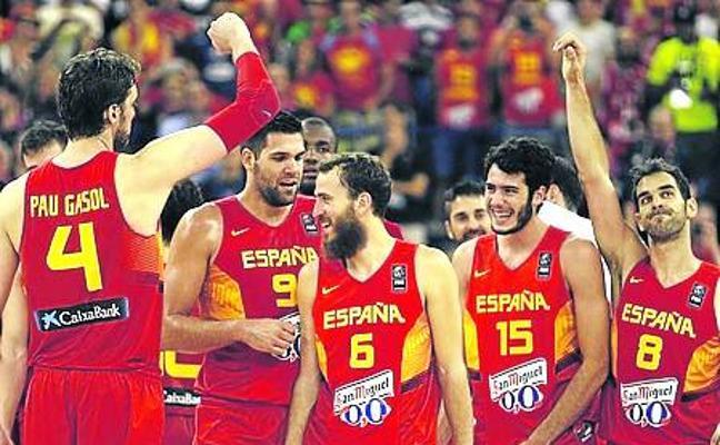 Mediaset renuncia al Mundial de Baloncesto