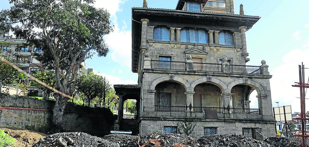 Comienza la transformación de «la casa de la alcaldesa» en pisos de lujo