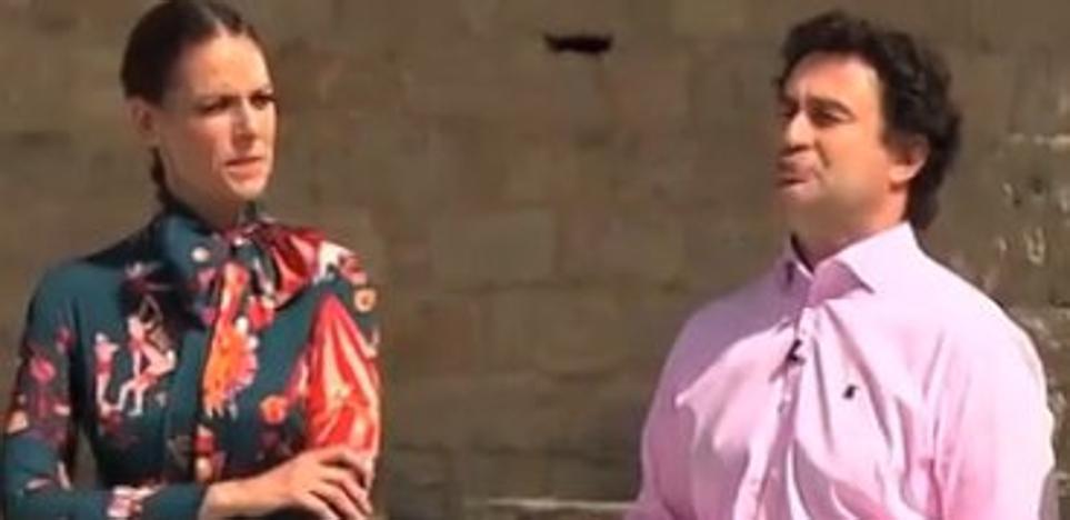La triste noticia que Eva González se guardó en el último programa de 'Masterchef'