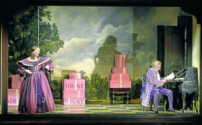 La huelga de la OSE deja la ópera sin orquesta