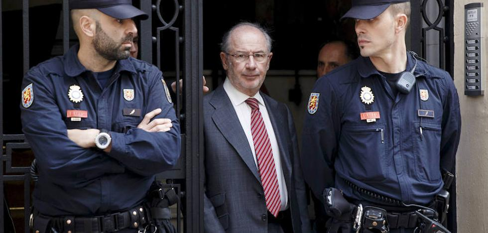 El juez abre juicio oral contra Rato, su cúpula, la auditora y la propia Bankia por su salida a Bolsa