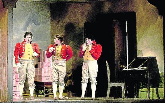 El piano salva a 'Don Pasquale'