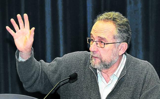 Pedro Arrojo: «El cambio climático hará que el caudal de nuestros ríos baje un 20%»