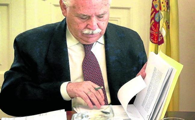 El fiscal Navajas asumirá las causas del 'procés' hasta que el Gobierno decida el relevo de Maza