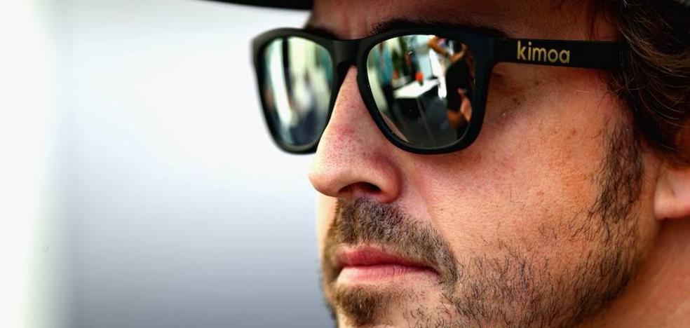 Alonso, un novato exultante con Toyota