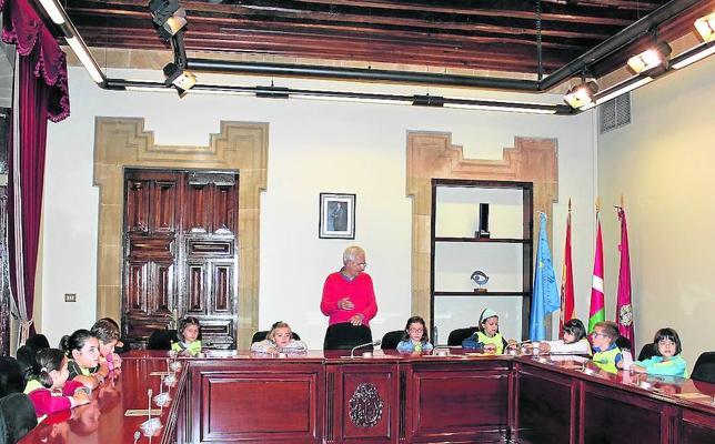 Ermua propone su adhesión a la Convención de los Derechos del Niño