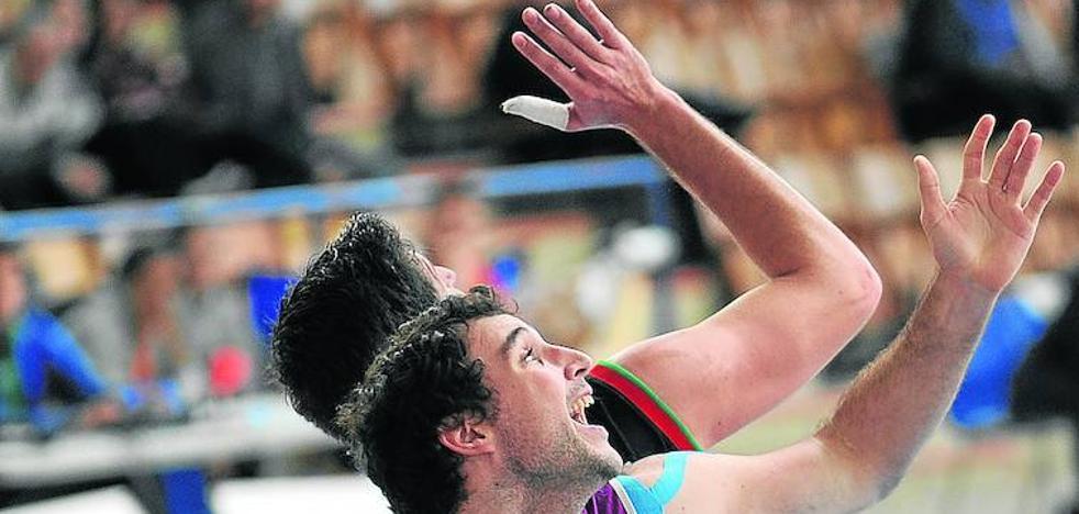 El Sáenz Horeca se muestra incapaz de rematar y cae ante el Palma