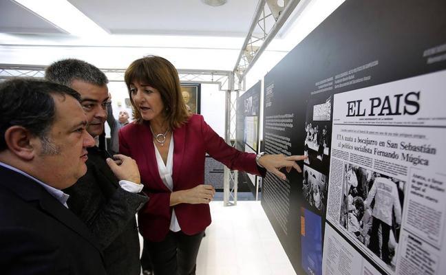 Mendia apuesta por «afianzar acuerdos entre diferentes» en Euskadi, sea en presupuestos o en autogobierno