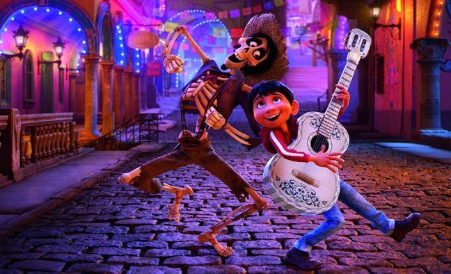 México y Pixar desafían a Trump