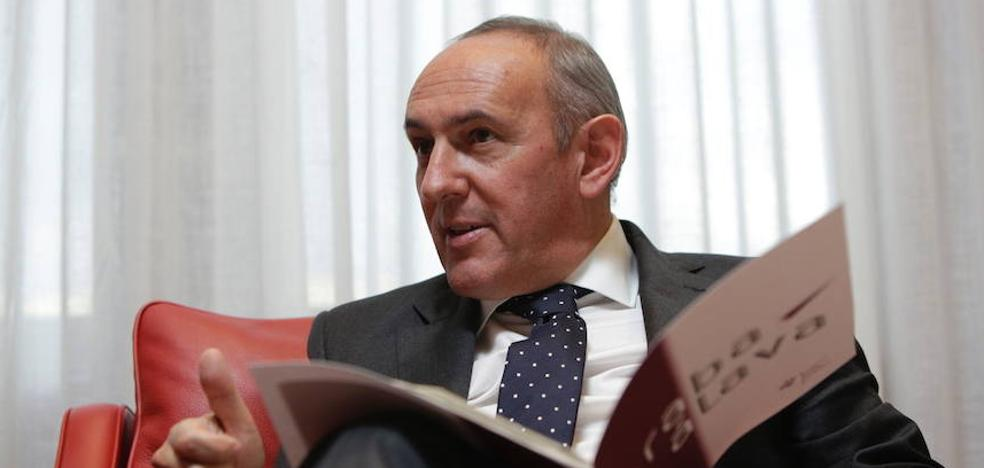 González se muestra convencido de que en Álava habrá un acuerdo fiscal con el PP y con «cambios»