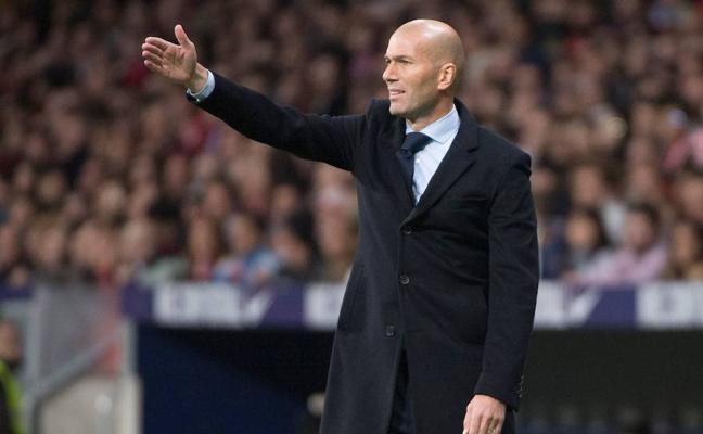 Los hechos desmienten a Zidane