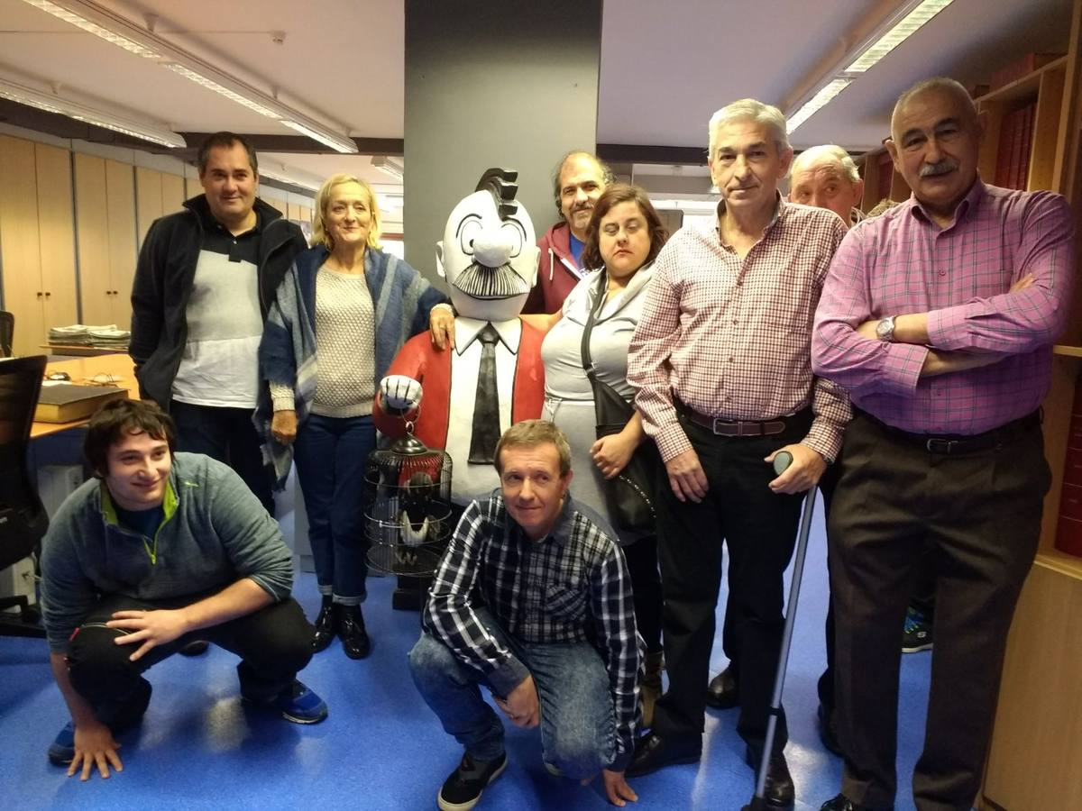Visita centro ATECE Álava (Vitoria-Gasteiz) - 14 de noviembre de 2017