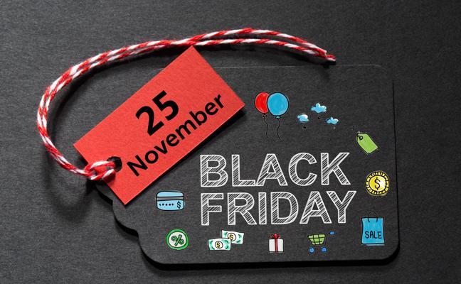 36 empresas de Getxo ofrecerán descuentos el viernes y el sábado por el Black Friday