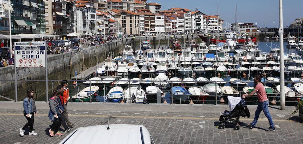 El puerto de Lekeitio se convertirá en peatonal de forma definitiva a partir del próximo verano