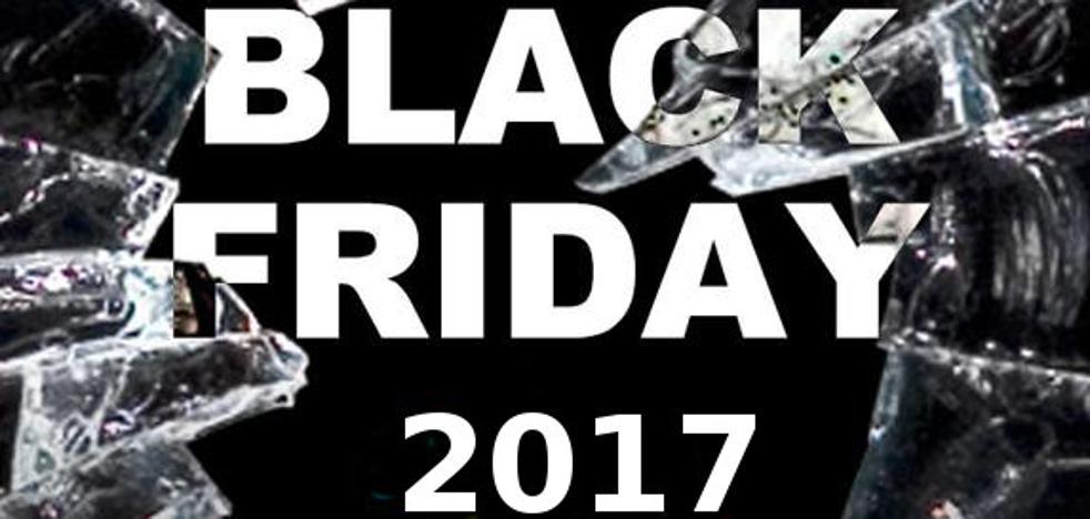 Las ofertas de Black Friday 2017 se adelantan con descuentos en los días previos