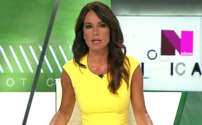Herida la presentadora Cristina Saavedra al ser atropellada