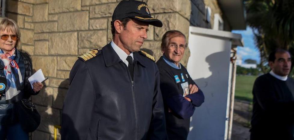 El submarino argentino perdido en el Atlántico reportó una avería en su última comunicación
