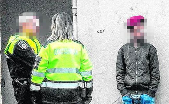 La reincidencia de los menores que delinquen cae un 11% en la última década en el País Vasco