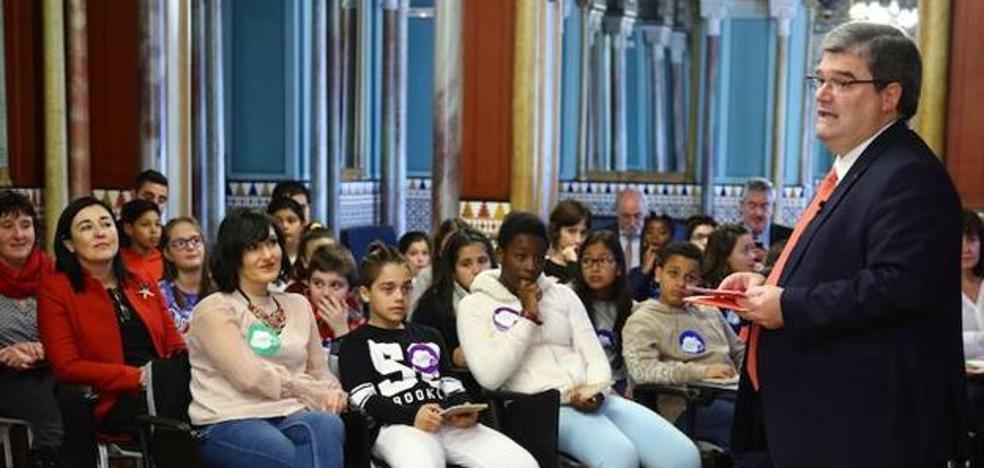 Bilbao estrena su primer Consejo de la infancia