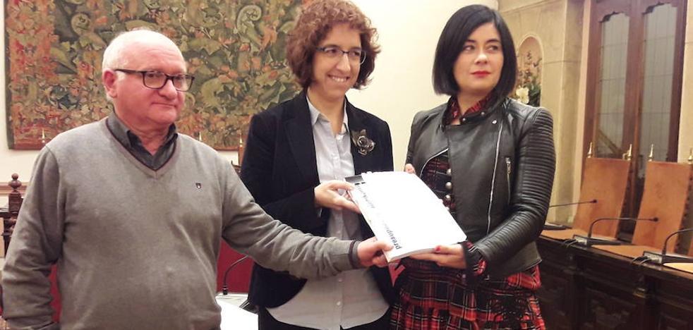 El equipo de gobierno de Durango duplica el montante para promover la igualdad en 2018