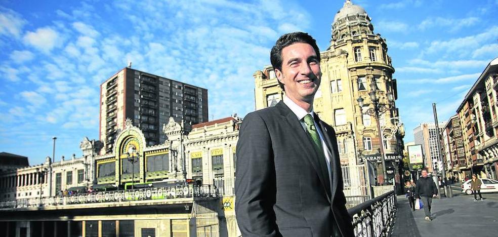«Bilbao necesita más hoteles, las finales de rugby desbordarán la oferta de Euskadi»