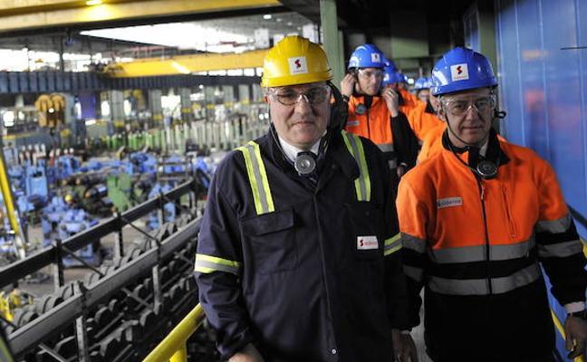 Sidenor invertirá otros 45 millones de euros en 2018