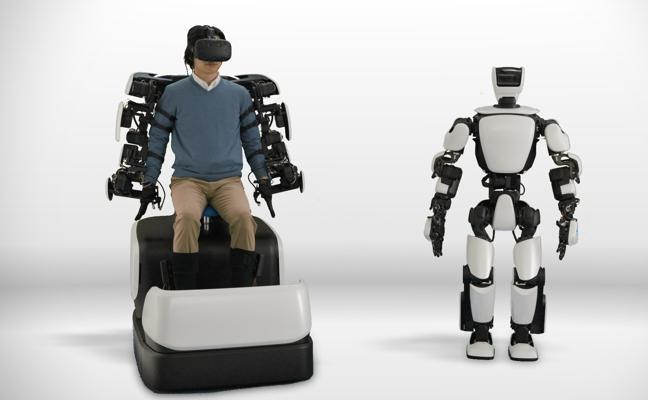 T-HR3, el robot humanoide de Toyota