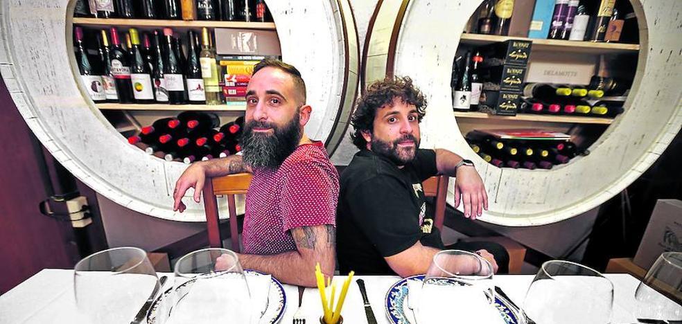 Álvaro y Adrián Cardoso del Río: «La vida es muy corta como para repetir vino»
