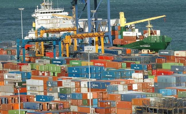 Las exportaciones vascas crecen un 10,3%, por encima de la media nacional