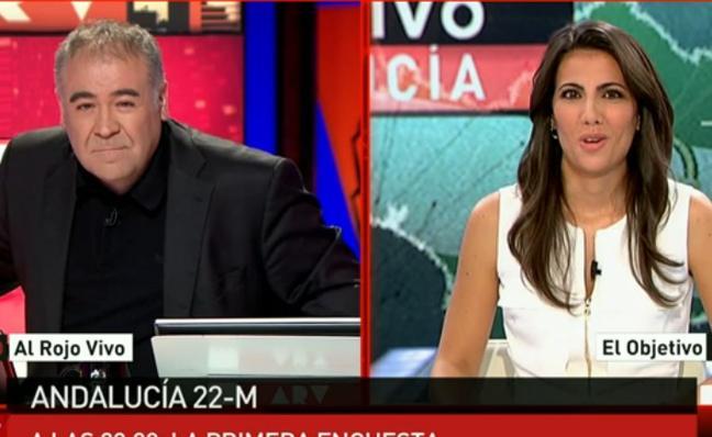 Ferreras y Ana Pastor explotan tras las amenazas publicadas en un chat de policías