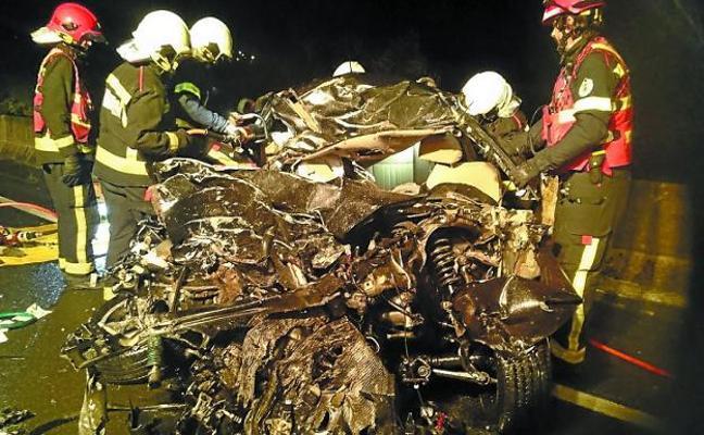 «Este no es Fabien»: incineran un cadáver equivocado tras un accidente en Irún