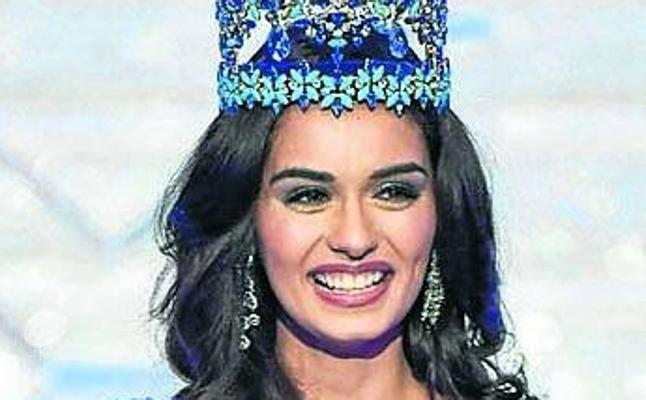 La Miss Mundo india quiere ser cirujana cardiaca