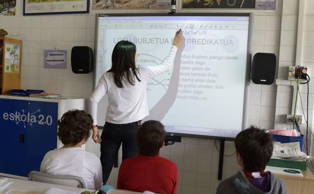 Los alumnos vascos de 15 años, entre los peores de España trabajando en equipo