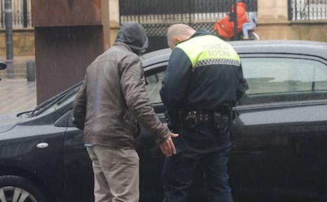 Los policías de Vitoria se quejan de que sufren «insultos»