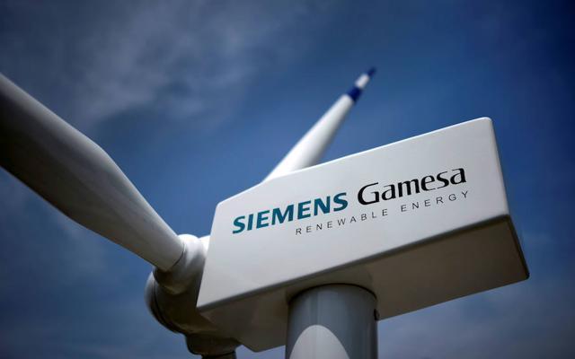 Siemens Gamesa detallará el jueves a los sindicatos el ajuste de plantilla por plantas en España
