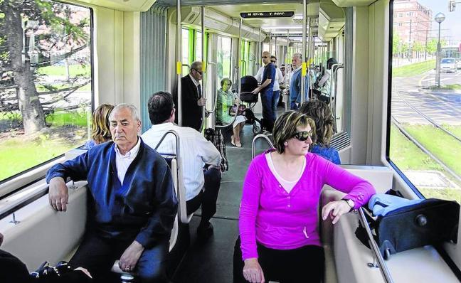 El Gobierno vasco iniciará la semana que viene las obras de ampliación del tranvía al campus