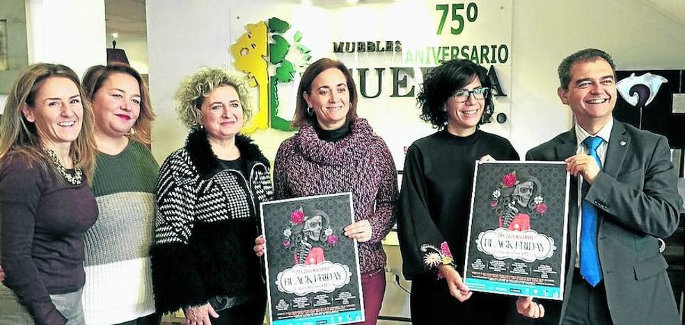 ACCIRA reedita su apuesta por la campaña comercial 'Black Friday'