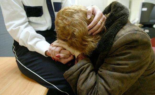 El juzgado de Gernika recibe un centenar de denuncias al año por violencia de género