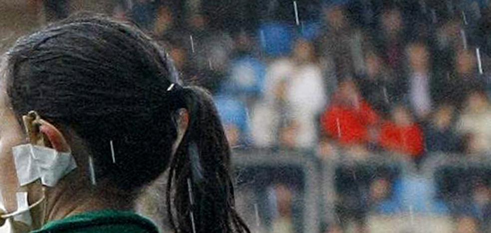 Castigan 3 años a un técnico por agredir a una árbitra en un partido de alevines en Leioa
