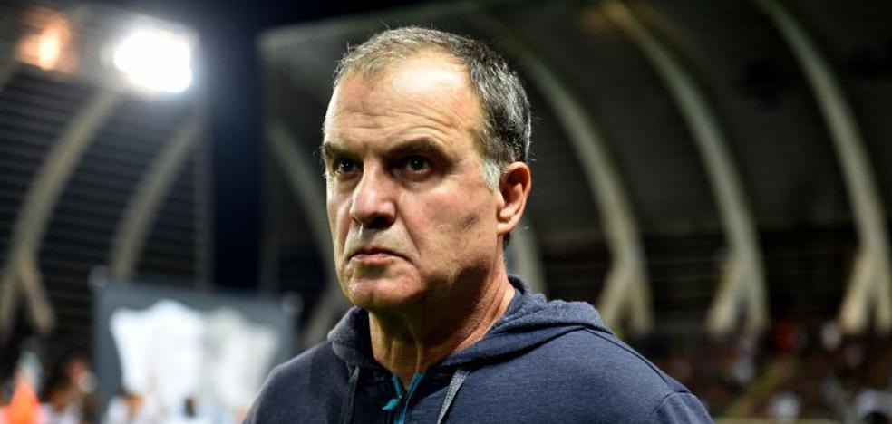 El Lille suspende de «forma temporal» a Bielsa como entrenador