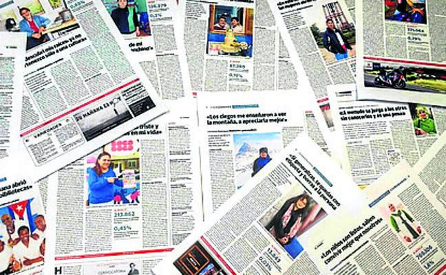 Repaso a la diversidad de Getxo a través de las páginas de EL CORREO