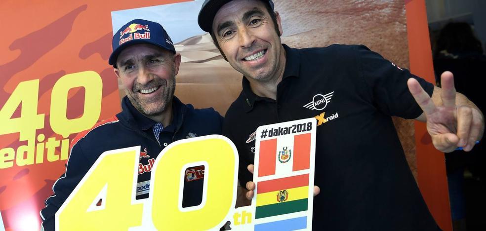 El Dakar apuesta por la diversidad sudamericana para sus 40 años
