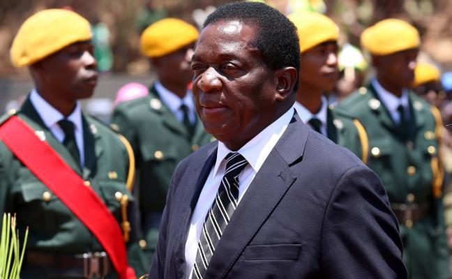 Mnangagwa será investido este viernes presidente de Zimbabue
