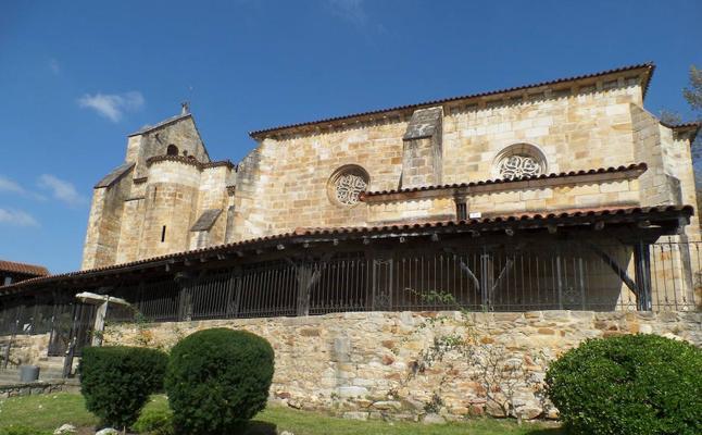 Un estudio confirma que la Iglesia Andra Mari de Galdakao existía ya en siglo XII