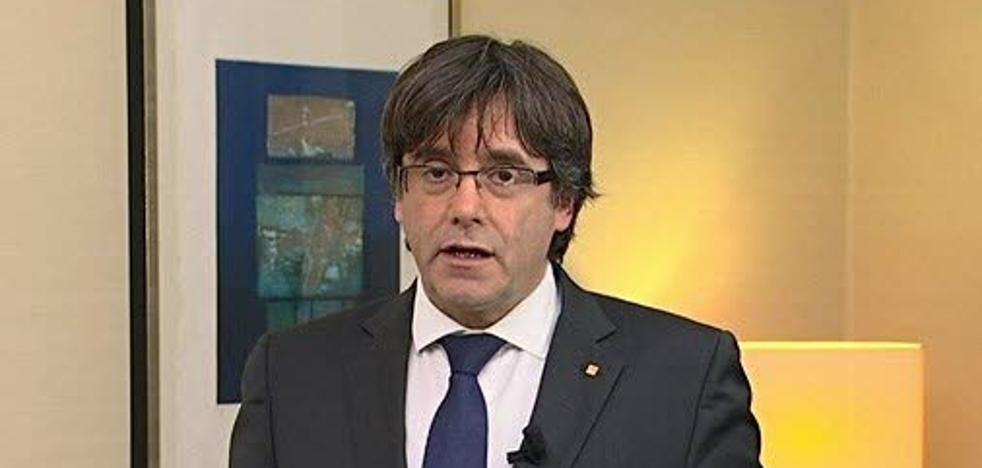 Puigdemont renuncia al sueldo de expresidente porque se considera aún presidente
