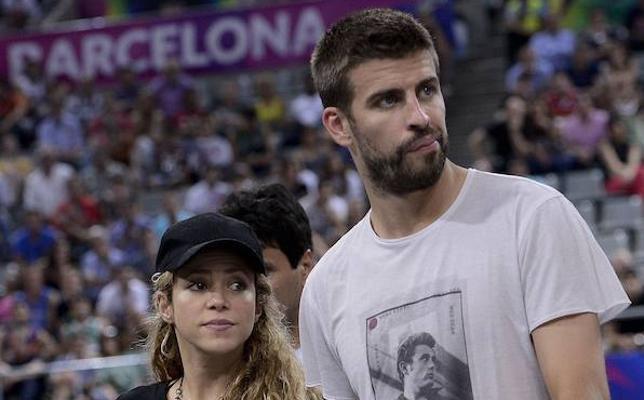 Shakira y Piqué: bronca en la crepería