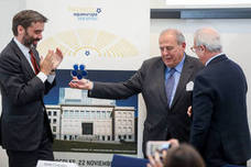Vocento y Aquí Europa premian el europeísmo en el corazón de la UE