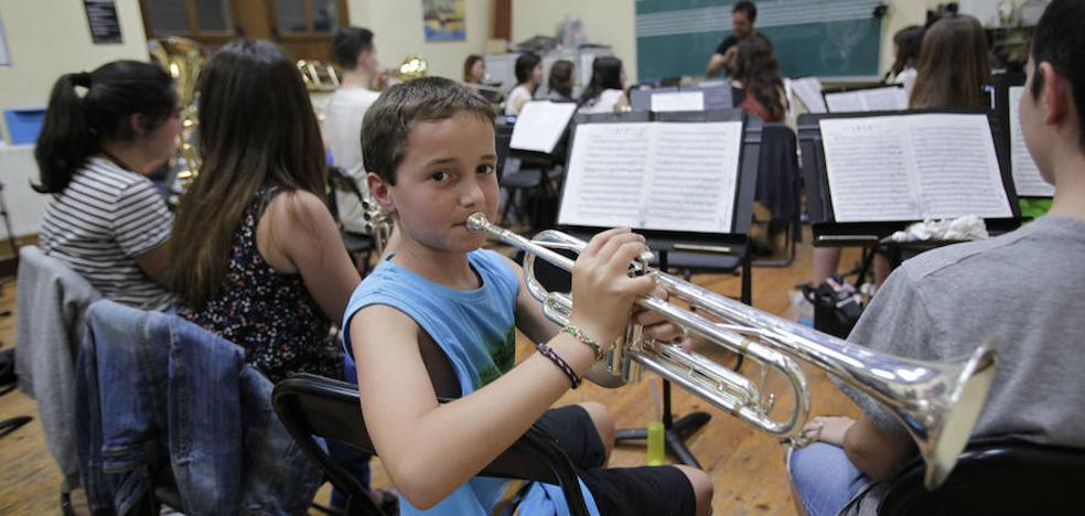 Lekeitio convertirá el Gazteleku en escuela de música entre semana